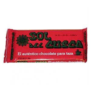 Deliregalos.com - Chocolate de Taza Sol del Cuzco 90 gr. - Codigo:ABD01 - Detalles: Chocolate de Taza Sol del Cuzco 90 gr.  - - Para mayores informes llamenos al Telf: 225-5120 o 476-0753.