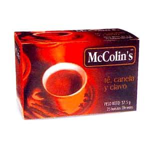 Deliregalos.com - Caja de T� Mc Collins 25 bolsitas - Codigo:ABD04 - Detalles: Caja de T� Mc Collins 25 bolsitas  - - Para mayores informes llamenos al Telf: 225-5120 o 476-0753.