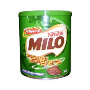 Deliregalos.com - Milo x 400gr - Codigo:ABD17 - Detalles: Milo Nestle es un producto instantaneo granulado. Cuenta con Actigen E, exclusiva combinacion de vitaminas y minerales que ayuda a dar la energia quenecesita durante el d�a**Nestle**  - - Para mayores informes llamenos al Telf: 225-5120 o 476-0753.