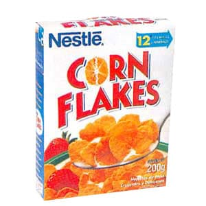 Deliregalos.com - Corn Flakes Nestl� 200grs - Codigo:ABF15 - Detalles: Corn Flakes Nestl� 200grs  - - Para mayores informes llamenos al Telf: 225-5120 o 476-0753.