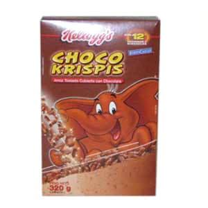 Deliregalos.com - Choco Krispies Kellog�s 320grs. - Codigo:ABF22 - Detalles: Choco Krispies Kellog�s 320grs.  - - Para mayores informes llamenos al Telf: 225-5120 o 476-0753.