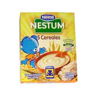 Deliregalos.com - Nestum 5 Cereales x 250grs - Codigo:ABF30 - Detalles: Nestum 5 Cereales x 250grs  - - Para mayores informes llamenos al Telf: 225-5120 o 476-0753.