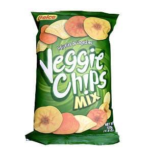 Deliregalos.com - Veggie Chips Mixs x 125gr **Laive** - Codigo:ABF36 - Detalles: Hojuelas de vegetales  - - Para mayores informes llamenos al Telf: 225-5120 o 476-0753.