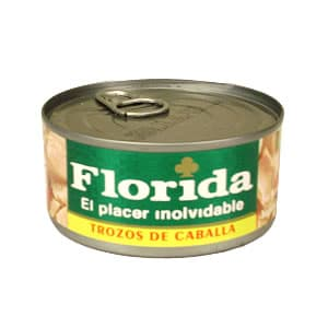 Deliregalos.com - Florida Trozos de Caballa x 170grs - Codigo:ABI06 - Detalles: Florida Trozos de Caballa x 170grs  - - Para mayores informes llamenos al Telf: 225-5120 o 476-0753.