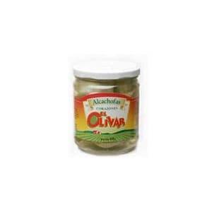 Deliregalos.com - El Olivar Alcachofa en Salmuera Fondos X 410 Gr - Codigo:ABI47 - Detalles: Alcachofa en Salmuera Fondos x 410Gr. Una amplia variedad de conservas de hortalizas con la calidad que caracteriza a El Olivar, brinda un especial toque gourmet a sus comidas. **El Olivar **  - - Para mayores informes llamenos al Telf: 225-5120 o 476-0753.