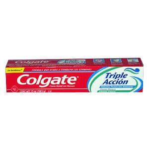 I-quiero.com - Crema Dental Colgate triple protecci�n - Codigo:ABJ06 - Detalles: Crema Dental Colgate triple protecci�n  - - Para mayores informes llamenos al Telf: 225-5120 o 476-0753.