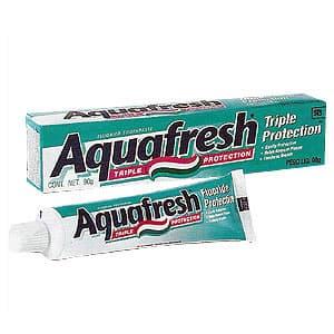 Deliregalos.com - Crema dental Aquafresh - Codigo:ABJ08 - Detalles: Crema dental Aquafresh  - - Para mayores informes llamenos al Telf: 225-5120 o 476-0753.