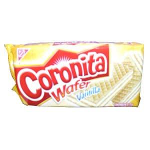 I-quiero.com - Coronita waffer de vainilla x 72 gr **Lacta** - Codigo:ABM05 - Detalles: Waffer relleno con sabor a vainilla  - - Para mayores informes llamenos al Telf: 225-5120 o 476-0753.