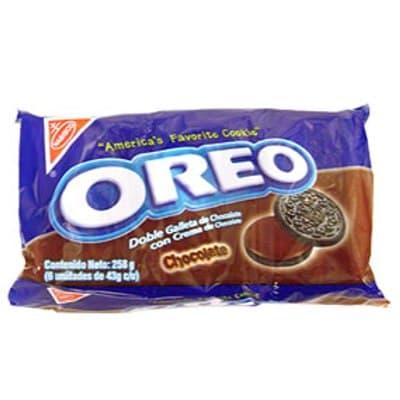I-quiero.com - Nabisco Galletas Oreo Pack x 6 unid. Sabor a: Chocolate - Codigo:ABM27 - Detalles: Nabisco Galletas Oreo Pack x 6 unid. Sabor a: Chocolate  - - Para mayores informes llamenos al Telf: 225-5120 o 476-0753.