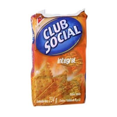 I-quiero.com - Galletas integrales club social x 9 unidades - Codigo:ABM34 - Detalles: Galletas integrales club social x 9 unidades  - - Para mayores informes llamenos al Telf: 225-5120 o 476-0753.