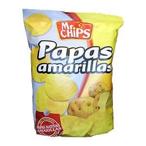 Deliregalos.com - Papa Amarilla x 195 gr **Mr.Chips** - Codigo:ABO09 - Detalles: Papa Amarilla x 195 gr **Mr.Chips**  - - Para mayores informes llamenos al Telf: 225-5120 o 476-0753.