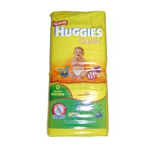 Deliregalos.com - Huggies Classic Pa�al x 38 Unid. Talla - G - Codigo:ABV24 - Detalles: Huggies Classic Pa�al x 38 Unid. Talla - G  - - Para mayores informes llamenos al Telf: 225-5120 o 476-0753.