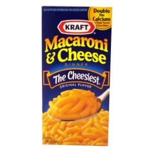 I-quiero.com - Macaroni & Cheese de 206 g Kraft - Codigo:ABW08 - Detalles: Macaroni & Cheese de 206 g Kraft  - - Para mayores informes llamenos al Telf: 225-5120 o 476-0753.