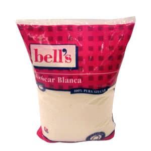 Deliregalos.com - Azucar Blanca Bells 1kg - Codigo:ACD10 - Detalles: Azucar Blanca Bells 1kg  - - Para mayores informes llamenos al Telf: 225-5120 o 476-0753.
