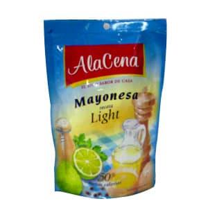 Deliregalos.com - Mayonesa Alacena Light de 100cc - Codigo:ACE04 - Detalles: Mayonesa Alacena Light de 100cc  - - Para mayores informes llamenos al Telf: 225-5120 o 476-0753.