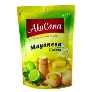 Deliregalos.com - Mayonesa Alacena Casera de 100 CC - Codigo:ACE08 - Detalles: Mayonesa Alacena Casera de 100 CC  - - Para mayores informes llamenos al Telf: 225-5120 o 476-0753.