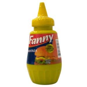 Deliregalos.com - Mostaza Fanny 220 grs - Codigo:ACE15 - Detalles: Mostaza Fanny 220 grs  - - Para mayores informes llamenos al Telf: 225-5120 o 476-0753.