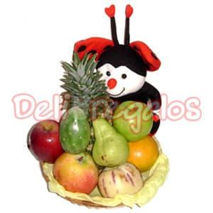 Grameco.com - Regalos a PeruCanasta de Frutas Lola