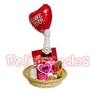 Grameco.com - Regalos a PeruCanasta Te regalo mi amor