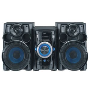I-quiero.com - Minicomponente LG-RAD226B-AOU - Codigo:ACU02 - Detalles: