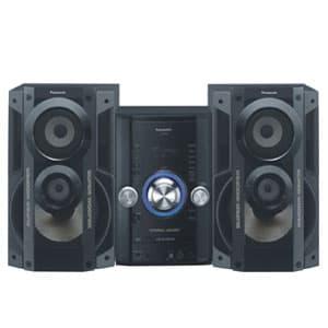 I-quiero.com - Microcomponete Panasonic-SC-AKX52PH-K - Codigo:ACU07 - Detalles: