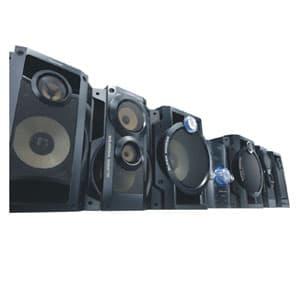 I-quiero.com - Minicomponente Panasonic-SC-AKX92PH-K - Codigo:ACU16 - Detalles: