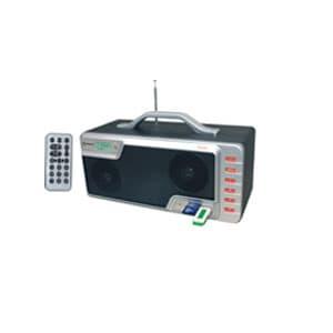 Deliregalos.com - Mini Parlante C/USB-SD Miray - PMU-14 - Codigo:ADG02 - Detalles: