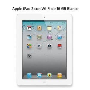 I-quiero.com - Apple iPad 2 con Wi-Fi de 16 GB Blanco - Codigo:ADG06 - Detalles: