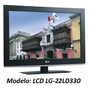 Deliregalos.com - TELEVISOR LCD LG - 22LD330 - Codigo:ADJ02 - Detalles: TELEVISOR LCD LG - 22LD330 - PANTALLA LCD 22 - RESOLUCION 1366 X 768 - CONTRASTE 8000 : 1 - CONEXION HDMI X 2 * GARANTIA : 24 MESES  - - Para mayores informes llamenos al Telf: 225-5120 o 476-0753.
