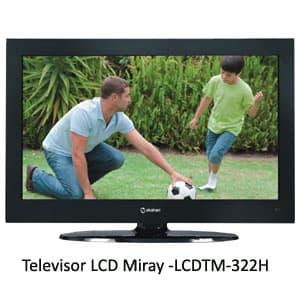 Deliregalos.com - Televisor LCD Miray -LCDTM-322H - Codigo:ADJ03 - Detalles: