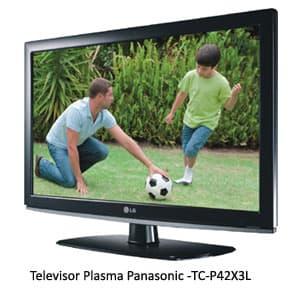 Deliregalos.com - Televisor Plasma Panasonic -TC-P42X3L - Codigo:ADJ08 - Detalles: