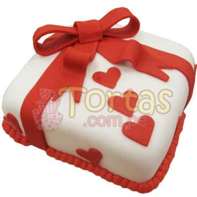Tortas.com.pe - Alfajor regalo - Codigo:ALD20 - Detalles: Exquito alfajor gigante de 20x20cm incluye capa de masa elastica y dise�o de caja de regalo en azucar. - - Para mayores informes llamenos al Telf: 225-5120 o 476-0753.