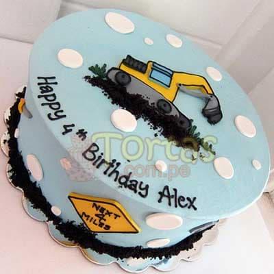 Especial 08 - Codigo:ARQ08 - Detalles: Deliciosa torta de keke ingles bañada con manjar y forrada con masa elastica de Medida 20 cm  diametro, imagen centro, fotoimpresion,base forrado en papel de aluminio. - - Para mayores informes llamenos al Telf: 225-5120 o 4760-753.