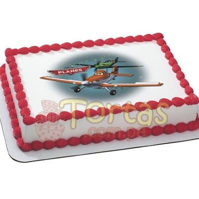 FotoImpresion Aviones Disney - Codigo:AVN06 - Detalles: Linda torta de 20x30cm a base de keke ingles, bañada en manjar blanca y forrada en masa elástica, incluye una foto-Impresión comestible con el tema Aviones Disney. Rinde 30 porciones aprox.  - - Para mayores informes llamenos al Telf: 225-5120 o 4760-753.