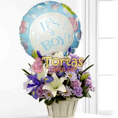 Arreglo Baby Boy 06