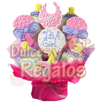 Galletas Art�sticas Its a Girl