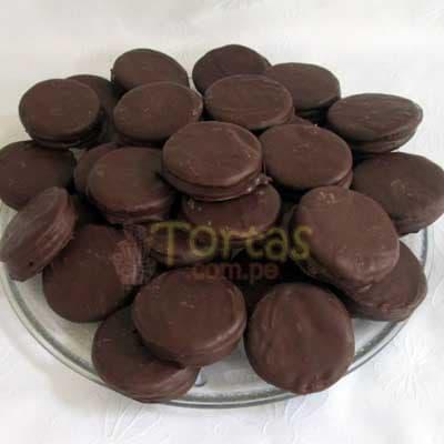 Tortas.com.pe - Alfajorcito de Chocolate x 50 - Codigo:BDT01 - Detalles: Alfajorcito de Chocolate x 50 - - Para mayores informes llamenos al Telf: 225-5120 o 476-0753.