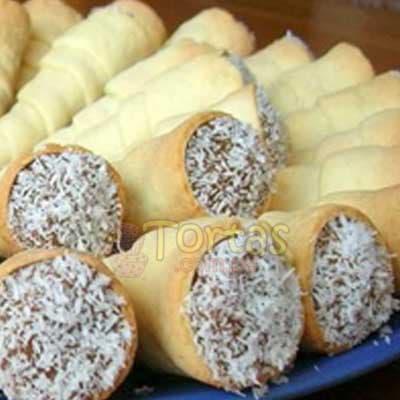 Tortas.com.pe - Conitos de Manjar x 100 - Codigo:BDT12 - Detalles: Conitos de Manjar x 100 - - Para mayores informes llamenos al Telf: 225-5120 o 476-0753.