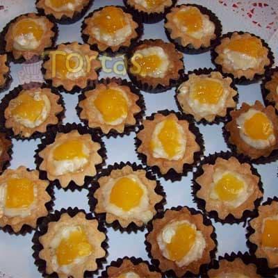 Tortas.com.pe - Tartaleta de Durazno x 50 - Codigo:BDT45 - Detalles: Tartaleta de Durazno x 50 - - Para mayores informes llamenos al Telf: 225-5120 o 476-0753.