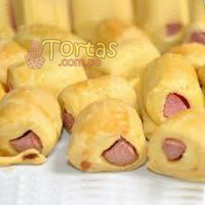 Tortas.com.pe - Enrrollado de Hot Dog x 50 - Codigo:BDU11 - Detalles: Enrrollado de Hot Dog x 50 - - Para mayores informes llamenos al Telf: 225-5120 o 476-0753.