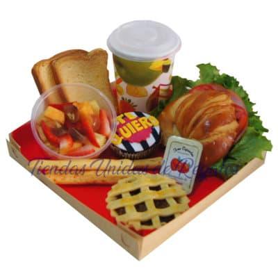Desayuno para Ella BED05
