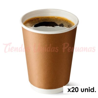 Cafe Delivery | Cafe Organico x 20 - Cod:BIP02