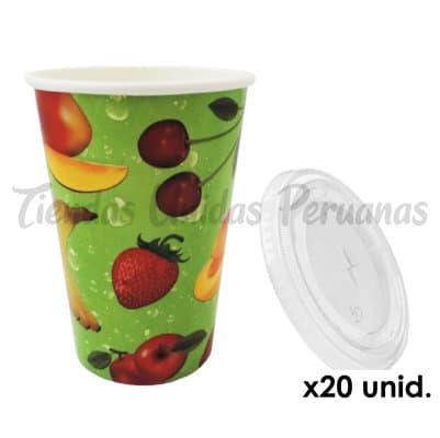 Jugos para Oficina | Nectar Naranja x 20 - Cod:BIP07