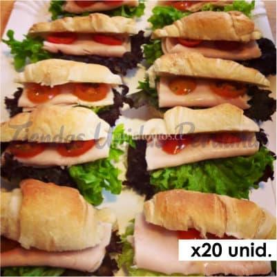 Sandwichs para Oficinas | Sandwichs grandes x 20 - Cod:BIP12