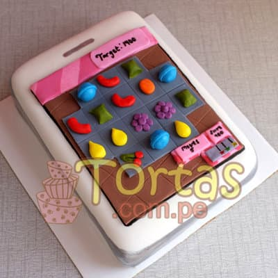 Grameco.com - Regalos a PeruTorta Candy Crush 02