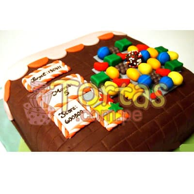 Grameco.com - Regalos a PeruTorta Candy Crush 03