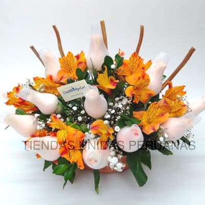 Rosas Delivery | Arreglos Florales Lima Peru - Whatsapp: 980-660044