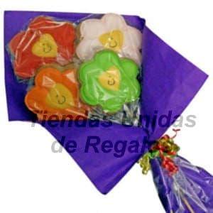 Deliregalos.com - Flores de chocolates 09 - Codigo:CHF09 - Detalles: Lindo ramo de flores de chocolates, envueltos con papel seda, incluye tarjeta de dedicatoria. Este producto se realiza con 48 horas de anticipaci�n.  - - Para mayores informes llamenos al Telf: 225-5120 o 476-0753.