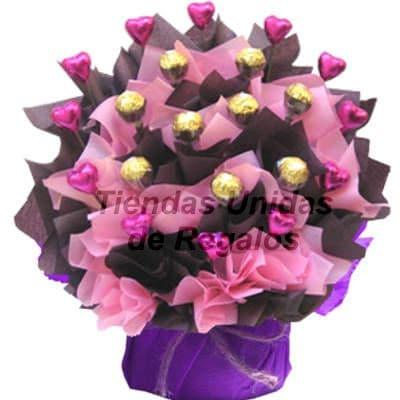 Flores de Chocolate 15