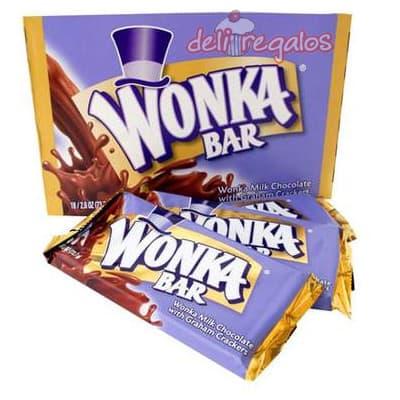 Barra Wonka